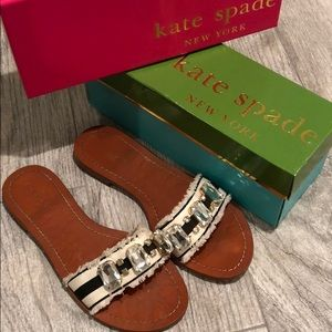 Kate Spade Sandals (size 8.5) AUTHENTIC